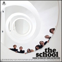 SCHOOL - Reading too Much (perfect Brit pop ) CD