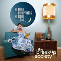 BREAKUP SOCIETY - So Much Unhappiness (hook laden pop ) CD