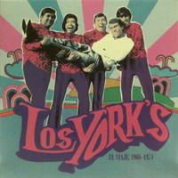 YORKS, LOS -  El Viaje: 1966-1974  DBL LP (Peruvian  garage psych)LP