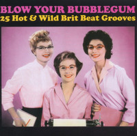 BLOW YOUR BUBBLEGUM   - VA   (Brit garage ) - SALE -   COMPCD