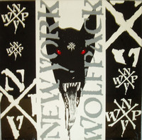 NY WOLFPACK  - ST- Last copies of legendary 80s hardcore! Original pressing  -   LP