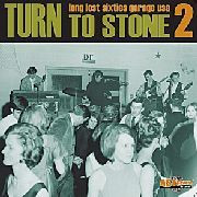 TURN TO STONE - VOl 2  Ltd ed of 400 Rare 60s garage - COMPLP