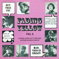 FADING YELLOW #3 -22 shiny jewels of US POP/PSYCH -COMPCD
