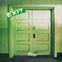MOPS -Exit(60s Japanese garage psych quintet) CARDWALLET CD