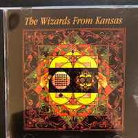 WIZARDS FROM KANSAS  ST (West Coast 60s psych) CD
