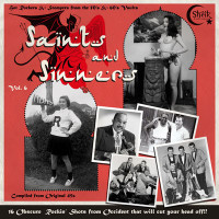 SAINTS AND SINNERS  - Vol 6  (16 obscure rockers)COMPLP