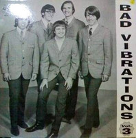 BAD VIBRATIONS- Vol 3 ( US mid-60's garage gems  ltd ed )  IMPORT COMPLP