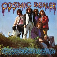 COSMIC DEALER  - Crystallization - DBL LP 180 gram gatefold ,rare photos,liner notes by Mike Stax (60s Dutch psych) LP