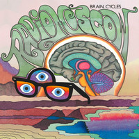 RADIO MOSCOW  - Brain Cycles LP  BLACK -   LP