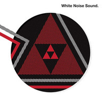 WHITE NOISE SOUND  - St - w Pete Kember of Spacemen 3-   Ltd ed. of 200 on RED VINYL mailorder exclusive   -   LP