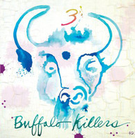 BUFFALO KILLERS  - 3  Classic black vinyl   LP