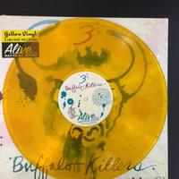 BUFFALO KILLERS  - 3  ( ltd edition of 200  YELLOW vinyl ) LP