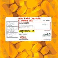 PAINKILLERS ( Left Lane Cruiser and James Leg of the Black Diamond Heavies !)   - Digipack CD -  CD