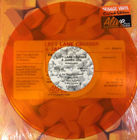PAINKILLERS - Left Lane Cruiser & James Leg of the Black Diamond Heavies ! LTD ED ORANGE VINYL LP