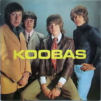 KOOBAS- ST (fuzzed out 60s psych!) CD