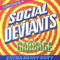 "FARREN / SOCIAL DEVIANTS -Garbage  10""(legendary 60s psych)LP"