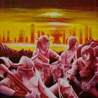 DEMON CLAWS   -  ST (Black Lips style ) -   LP