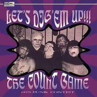 LET'S DIG EM UP!!! - VOL.2 The Count Game  (60s Garage punk) COMPLP