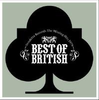BEST OF BRITISH   - VA  Vendetta Records( 79 collectables ) -   COMPCD