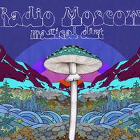RADIO MOSCOW  - Magical Dirt BLACK VINYL- BLUE cover -