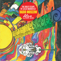 RADIO MOSCOW  - The Great Escape Of Leslie Magnafuzz  digipack -   CD