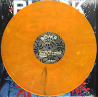 BLACK LIPS   - We Did Not Know the Forest Spirit Made the Flowers Grow  Ltd ed ORANGE MARBLE VINYL LP