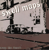 SWELL MAPS -  Sweep the Desert - BLACK VINYL LP