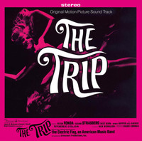 TRIP, THE  - Original Motion Picture Soundtrack (great 60s psych) COMPLP