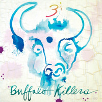 BUFFALO KILLERS  -3 (great psych blues )digipack CD