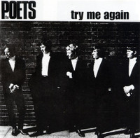 POETS- Try Me Out Again -60s rare  Brit invasion garage - DBL CD +DVD