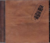 ADZ   -Live Plus 5 (features lead singer for Adolescents and the bassist for Jeff Dahl group)PROMO CD