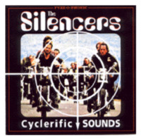 SILENCERS  - Cyclerific Sounds- 60s style Detroit surf set ala Link Wray, Ventures and Dick Dale - CD