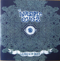 INVISIBLE EYES   - Laugh In The Dark  ( primordial fuzz )   -  CD