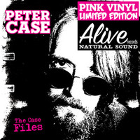 CASE, PETER - The Case Files - PINK vinyl ltd ed LAST COPIES- LP