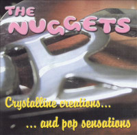 NUGGETS- Crystalline Creations & Pop Sensations (60s powerpop style) LP