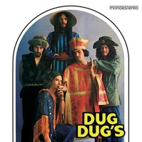 DUG  DUGS  - ST (70s Mexica psych! )mini-LP replica jacket w obi strip- CD