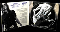 JAMES LEG (BLACK DIAMOND HEAVIES) Solitary Pleasure  DIGIPAK WITH DIGITAL BOOKLET