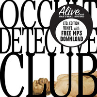 OCCULT DETECTIVE CLUB - Crimes - Ltd ed  of 500 WITH FREE MP3 DOWNLOAD - LP