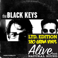 BLACK KEYS - The Big Come Up  THEIR FIRST LP! LTD 180 gram LP