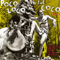 POCO LOCO IN THE COCO #3 - VA  ultra-rare 50s &60s  gems from obscure labels COMP LP