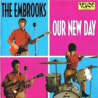EMBROOKS   - Our New Day - GREAT FREAKBEAT-LAST COPIES! LP