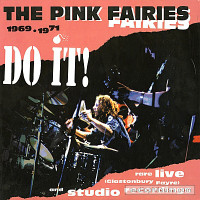 PINK FAIRIES (TWINK) Do It-  PINK VINYL WAREHOUSE FIND