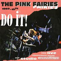 PINK FAIRIES  - Do It-  PINK VINYL WAREHOUSE FIND