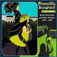 PICCADILLY SUNSHINE - Part 4  ( British Pop Psych ) COMPCD