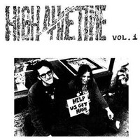 HIGH ALL THE TIME  - VA Vol. 1 (60s Psych Fuzz) 180 GRAM  COMPLP