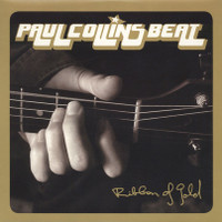 BEAT, The - Paul Collins  - Ribbon of Gold  180 gram ( Nerves related 60s style powerpop  ) -   LP