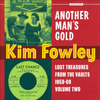 FOWLEY, KIM - VA Another Man's Gold( 60s Godhead!) COMPCD