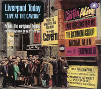 LIVERPOOL TODAY- VA  LIVE AT THE CAVERN(60s Merseybeat)COMPCD