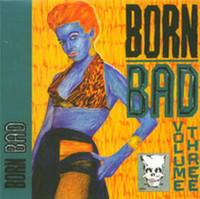 BORN BAD   - Volume 3  ( 60s garage ala Songs the Cramps Taught Us  )-   COMPCD