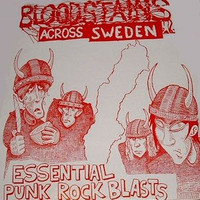BLOODSTAINS ACROSS SWEDEN The Viking Regional.  - VA  18 Essential Punk Rock Blasts (1978 - 1980)  CD